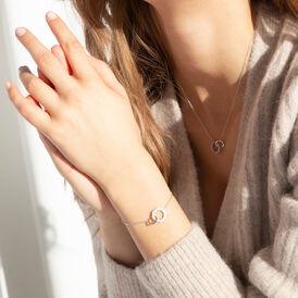 Damen Halskette Silber 925 Zirkonia  - Ketten mit Anhänger  | Oro Vivo