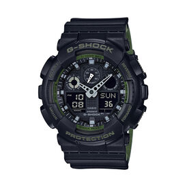 Casio G-shock Herrenuhr Ga-100l-1aer Digital - Analog-Digital Uhren Herren | Oro Vivo