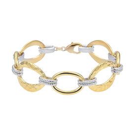 Damenarmband Vergoldet Bicolor  - Armketten Damen | Oro Vivo