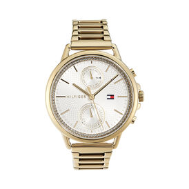 Tommy Hilfiger Damenuhr Carly 1781916 Quarz -  Damen | Oro Vivo