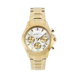 Borelli Damenuhr Rome Ss14345l24 Quarz-chronograph -  Damen | Oro Vivo