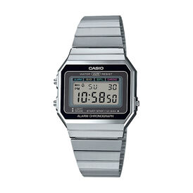 Casio Collection Retro Damenuhr A700we-1aef - Chronographen Damen | Oro Vivo