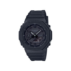 Casio G-shock Herrenuhr Ga-2100-1a1er Digital - Analog-Digital Uhren  | Oro Vivo