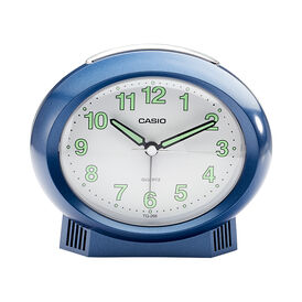 Casio Wecker Analog Alarm Tq-266-2ef - Analoguhren Unisexe   Oro Vivo
