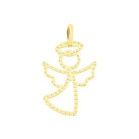 Anhänger Gold 375 Engel  - Schmuckanhänger Damen | Oro Vivo