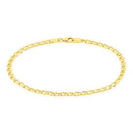 Damenarmband Stegpanzerkette Gold 375  - Armketten Damen | Oro Vivo