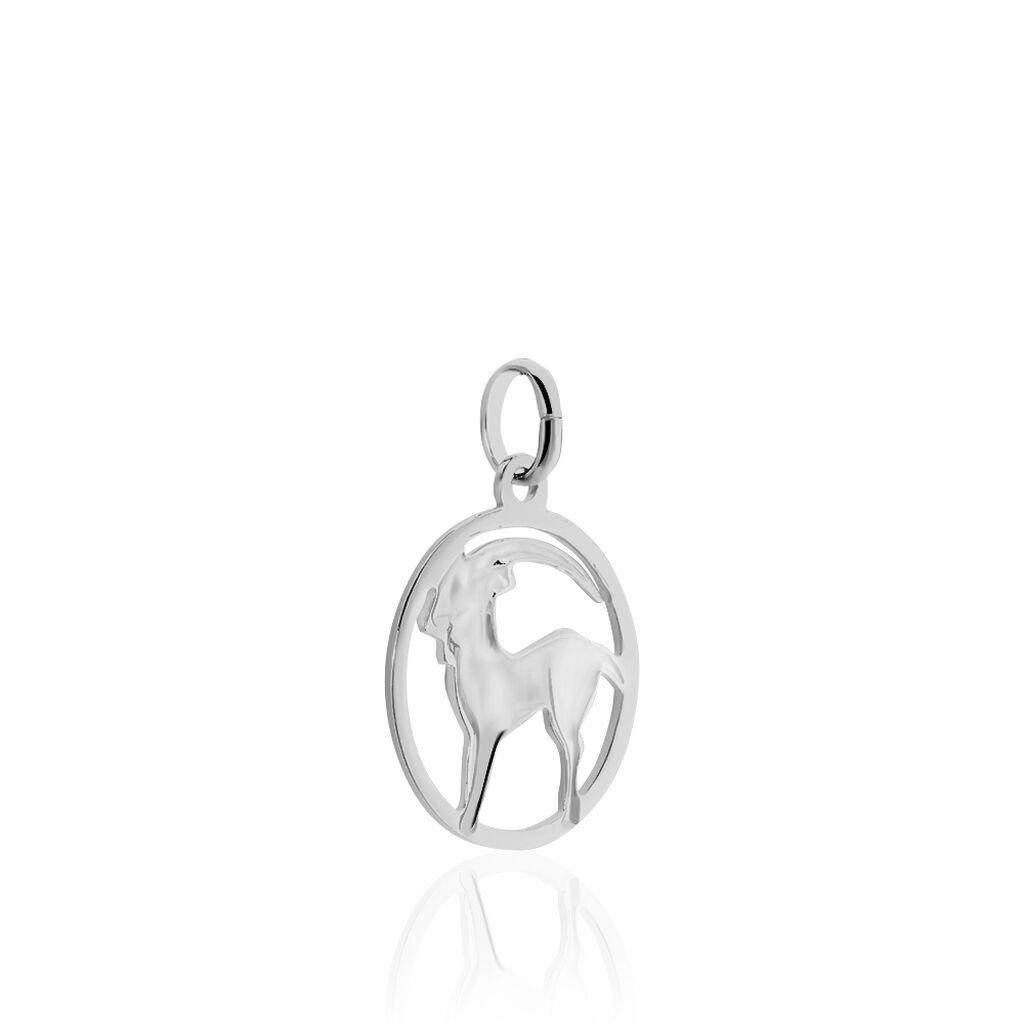 Herrenanhänger Silber 925 Sternzeichen Steinbock - Personalisierte Geschenke Herren | Oro Vivo