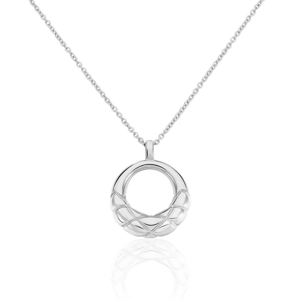 Damen Halskette Edelstahl  - Ketten mit Anhänger Damen | Oro Vivo