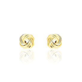Damen Ohrstecker Gold 375 Knoten - Kategorie Damen | Oro Vivo