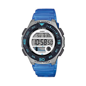 Casio Collection Damenuhr Lws-1100h-2avef Digital - Chronographen Damen | Oro Vivo