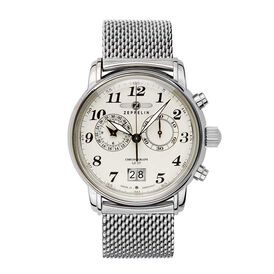 Zeppelin Herrenuhr Graf 7684m-5 Quarz-chronograph -  Herren | Oro Vivo