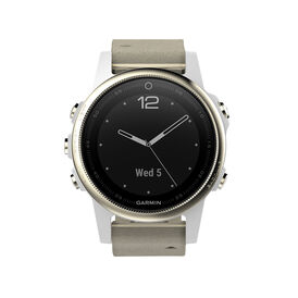 Garmin Herrenuhr Fenix 5s 010-01685-13 Smartwatch - Black Friday Herren | Oro Vivo