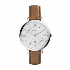 Fossil Damenuhr Jacqueline Es3708 Quarz - Black Friday Damen | Oro Vivo