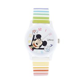 Kinderuhr Disney Mickey Maus Quarz - Analoguhren Kinder   Oro Vivo