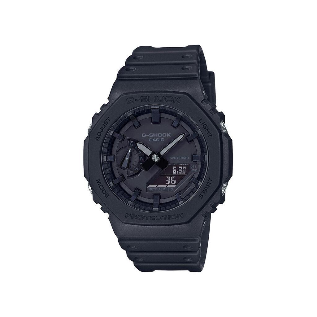 Casio G-shock Herrenuhr Ga-2100-1a1er Digital -  Herren   Oro Vivo