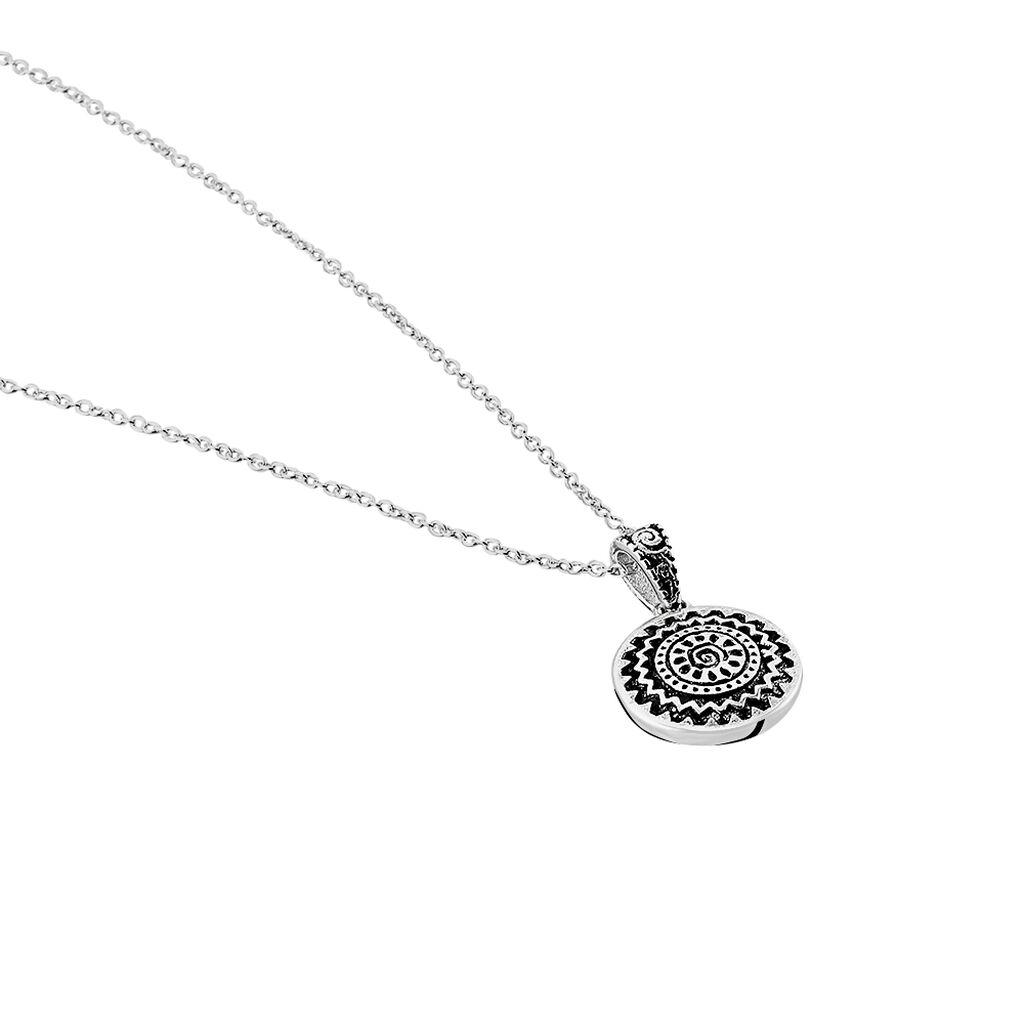 Damen Halskette Silber 925  - Ketten mit Anhänger Damen | Oro Vivo