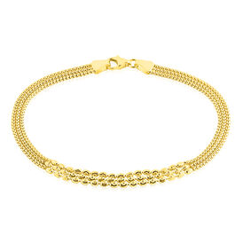 Damen Armkette Gold 375 Kugeln - Armketten Damen | Oro Vivo