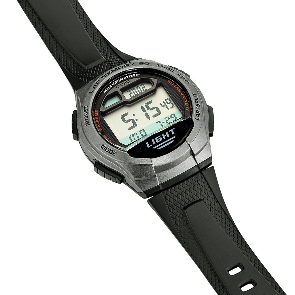 Casio Collection Herrenuhr W-734-1avef Digital