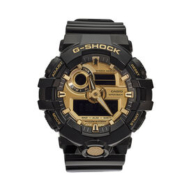 Casio G-shock Herrenuhr Ga-710gb-1aer Digital -  Herren   Oro Vivo