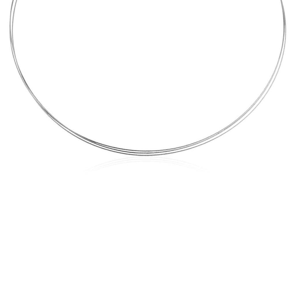 Boccia Damen Omegakette Edelstahl  - Ketten ohne Anhänger Damen | Oro Vivo