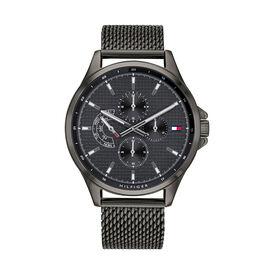 Tommy Hilfiger Herrenuhr 1791613 Quarz-chronograph -  Herren   Oro Vivo