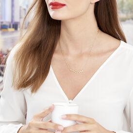 Damen Halskette Vergoldet Herz - Herzketten Damen   Oro Vivo