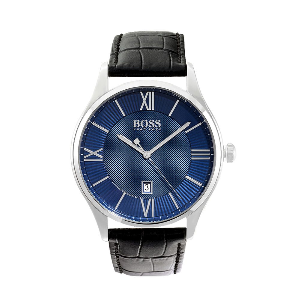 Boss Herrenuhr Black Governor Hau 1513553