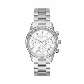 Michael Kors Damenuhr Ritzmk6428 Quarz-chronograph -  Damen | Oro Vivo