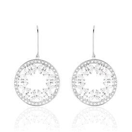Damen Ohrhänger Silber 925 Kreis - Ohrhänger Damen | Oro Vivo