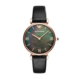 Armani Damenuhr Gianni Ar11060 Quarz -  Damen | Oro Vivo