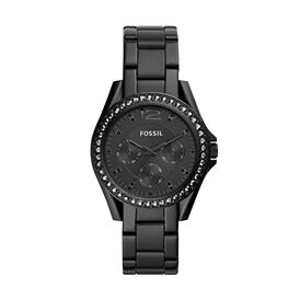 Fossil Damenuhr Riley Es4519 Quarz - Black Friday Damen | Oro Vivo