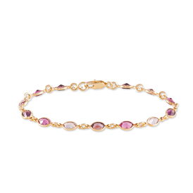 Damenarmband Vergoldet Synthetischer Stein  - Armbänder  | Oro Vivo