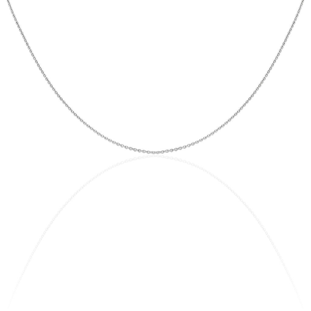 Damen Ankerkette Silber 925 45cm - Ketten ohne Anhänger Damen | Oro Vivo