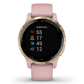 Garmin Damenuhr 010-02172-32 Smartwatch - Chronographen Damen | Oro Vivo