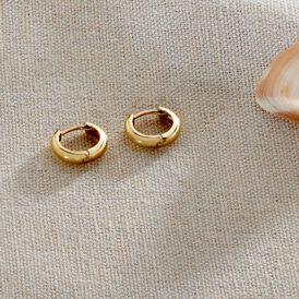 Damen Creolen Gold 333  - Creolen Damen | Oro Vivo