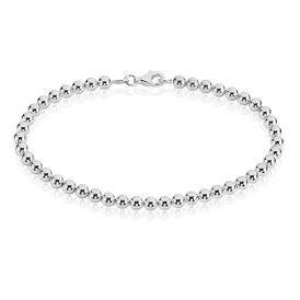 Damenkugelarmband Silber 925  -  Damen | Oro Vivo