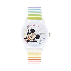 Kinderuhr Disney Mickey Maus Quarz - Analoguhren  | Oro Vivo