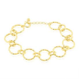 Damenarmband Gold 375 Kreis - Armbänder  | Oro Vivo