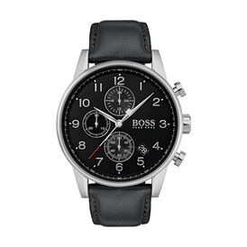 Boss Herrenuhr Navigator 1513678 Quarz-chronograph - Analoguhren Herren | Oro Vivo