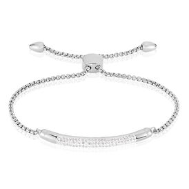 Damenarmband Edelstahl Kristall - Armbänder Damen | Oro Vivo