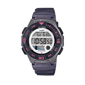 Casio Collection Damenuhr Lws-1100h-8avef Digital - Chronographen Damen   Oro Vivo