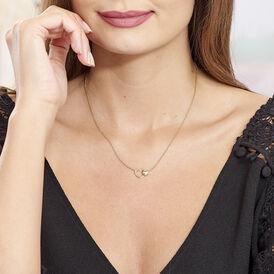 Damen Halskette Vergoldet Herz - Herzketten Damen | Oro Vivo