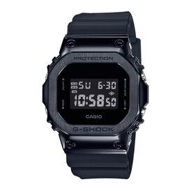 Casio G-shock Herrenuhr Gm-5600b-1er Digital - Chronographen Herren   Oro Vivo