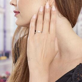 Damenring Vergoldet Zirkonia  - Ringe mit Stein Damen | Oro Vivo