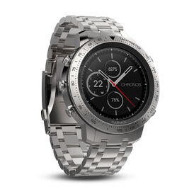 Garmin Herrenuhr Fenix Chronos 010-01957-02 - Smartwatches Herren | Oro Vivo