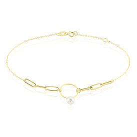 Damenarmband Gold 375 Zuchtperle - Armbänder Damen | Oro Vivo