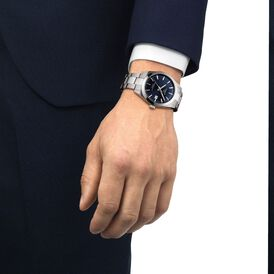 Tissot Herrenuhr Gentleman Powermatic T1274071104100 - Analoguhren Herren | Oro Vivo