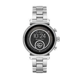 Michael Kors Damenuhr Sofie Mkt5061 Smartwatch -  Damen   Oro Vivo