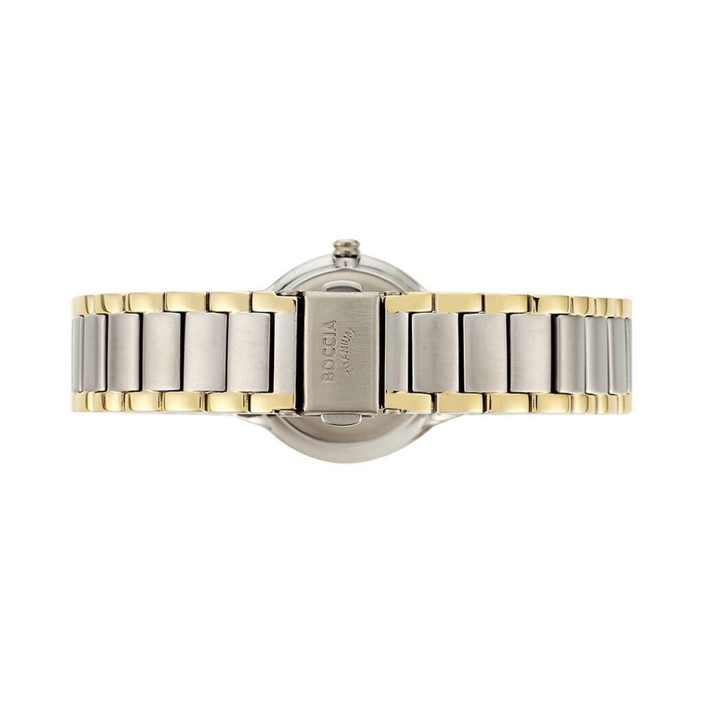 Boccia Damenuhr Titanium 3301-02 Quarz - Analoguhren Damen | Oro Vivo