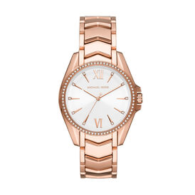 Michael Kors Damenuhr Whitney Mk6694 Quarz -  Damen | Oro Vivo